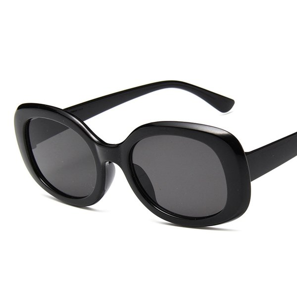 Unisex Vintage Sunglasses 2019 New Arrivals Candy Color Frame Sun Glasses For Women Outdoor Round Shades UV400 Eyewear