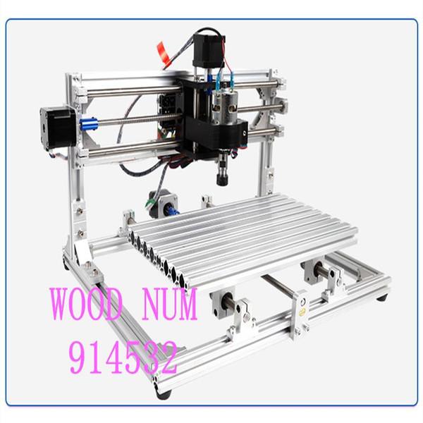 top popular CNC3018 mini - engraving machine CNC engraving machine pieces 2021