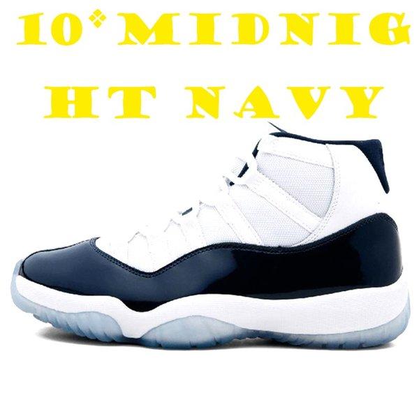 10 Midnight navy