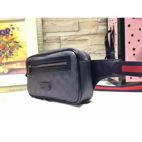 1514ef84fe86 Мужские кожаные сумки Унисекс Мужская женская кожаная спортивная бегун  Fanny Pack Belly Waist Bum Bag Фитнес