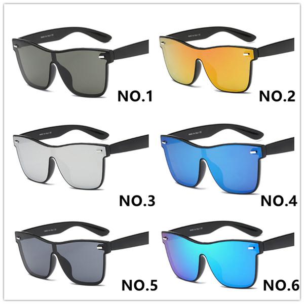 2019 Designer 4440 Sunglasses Fashion Classic Rice Nail Sunglasses Women Men Brand Designer Cat Eye Sun Glasses Eyewear