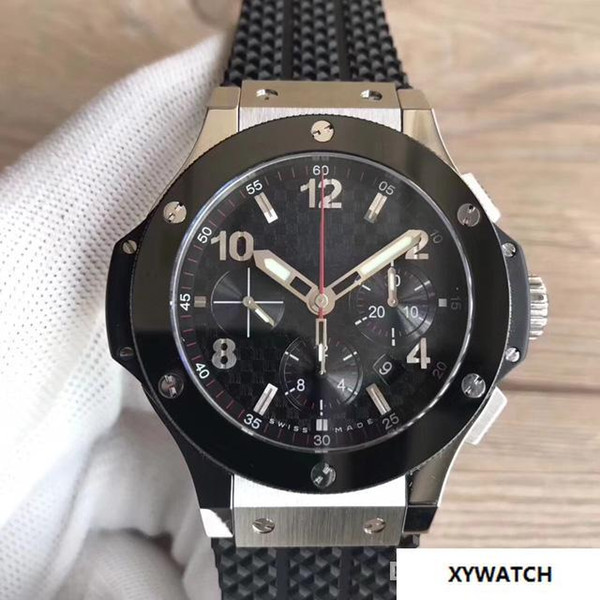 six hands titanium case and ceramic bezel top quality men automatic watches in stock for wholesale with good price more items please contact