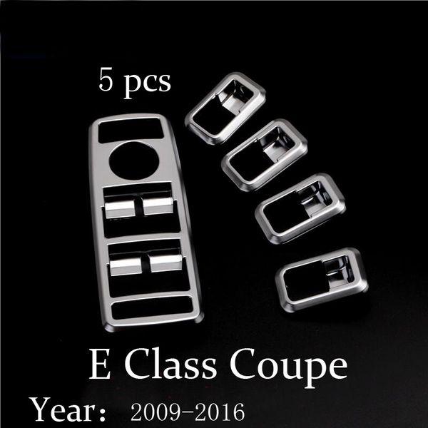 E Class купе