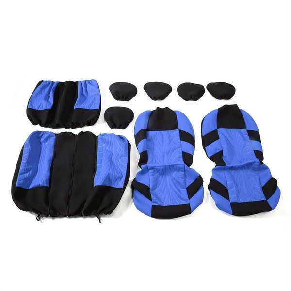 car seat covers Universal Fit comfortable and breathable to keep you cool. Made of high quality 3D air mesh fabric