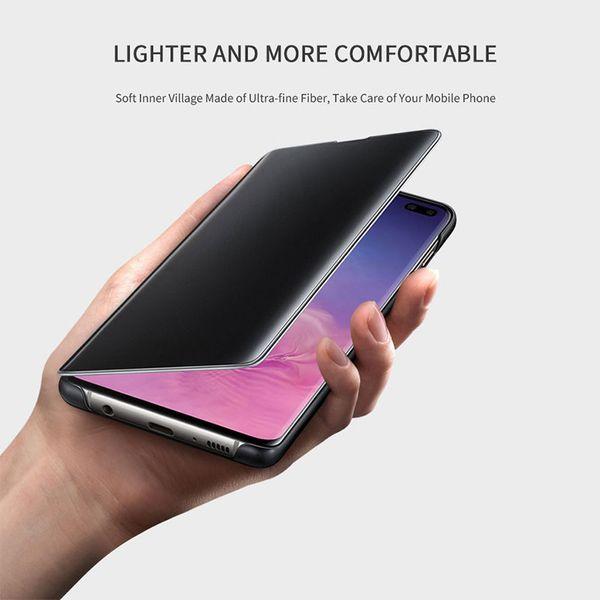 For Samsung Note 10 3 4 A9 Pro Starlite A 10 20 50 8 6 30 70 80 20E Core J2 4 8 6 7 5 Pro Core S10 E 5G Flip 360 Full Protective Phone Case