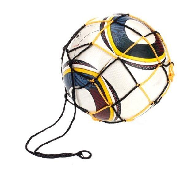 Grosshandel 1 Stucke Outdoor Sporting Fussballnetz Balle Tragen Netztasche Sport Tragbare Ausrustung Basketball Balle Volleyball Ball Net Tasche 15411