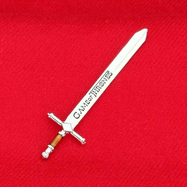 Niedriger Preis Europa Game Of Thrones Schwerter Alte Silber Brieföffner Schwert Handwerk Lied Von Eis Und Feuer Waffe Sammeln Film Schmuck