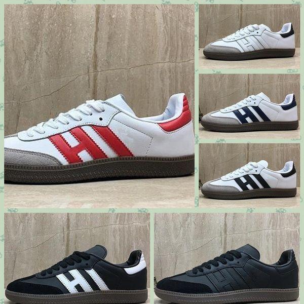 Compre Adidas Original Samba Classic OG Nuevas Zapatillas De Deporte De Samba Calzado Casual Para Hombres Diseñador De Moda Marca Gacela De Cuero Og