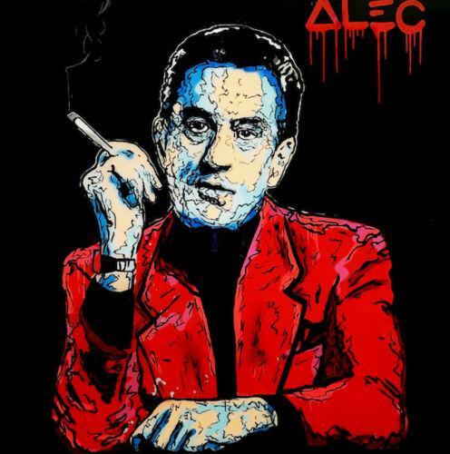 Alec Monopoly Pintura A Óleo Na Arte Da Parede Da Lona Imagem Home Decor Alta Quaity Handpainted HD Impresso Robert De Niro Casino