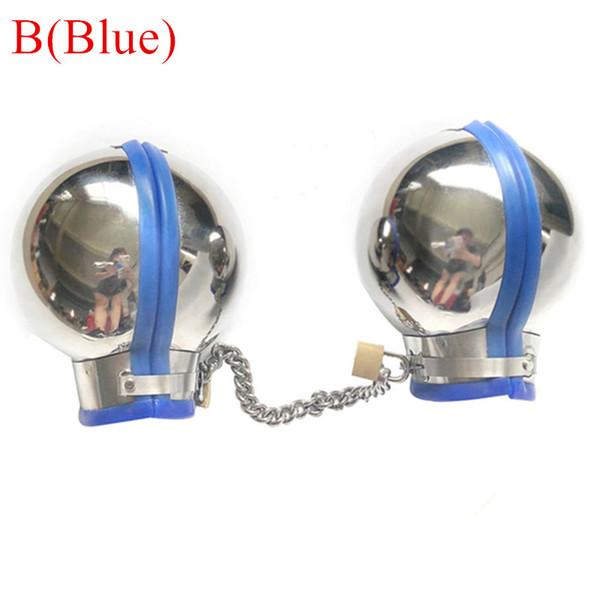 B blue