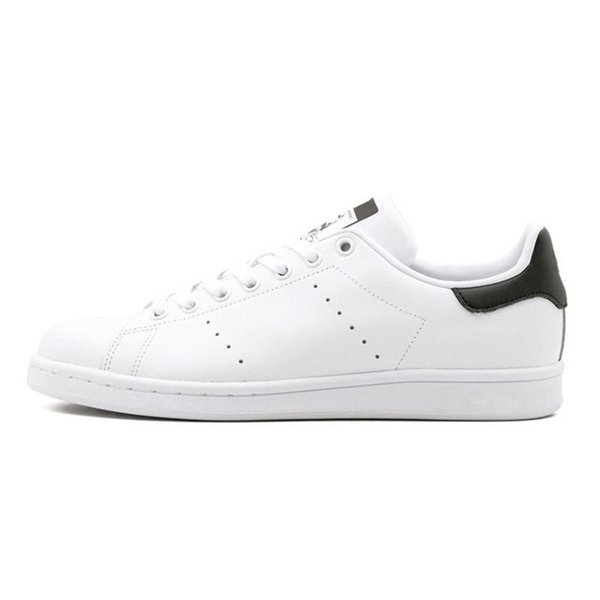 Original Superstar Stan Smith men women casual shoes green black white blue red pink silver mens fashion leather shoe flats sneakers 36-45