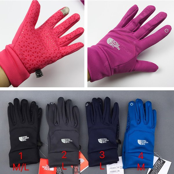 Winter glove brand boxing glove fleece nf warm touch creen women men glove the north adult face outdoor port mitten glove c101002