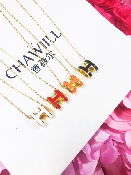 2019 new high quality ladies necklace 191203#00