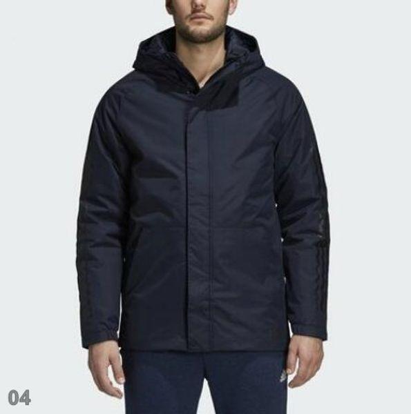 Горячая Марка мужская куртка толстые случайные куртки с капюшоном мужчины теплая куртка мужчины с капюшоном зима дизайнер парки открытый пальто S-2XL 1