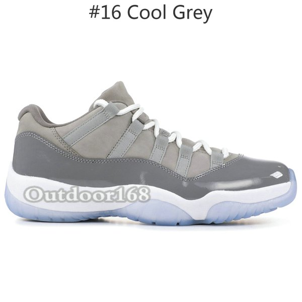 #16 Low Cool Grey