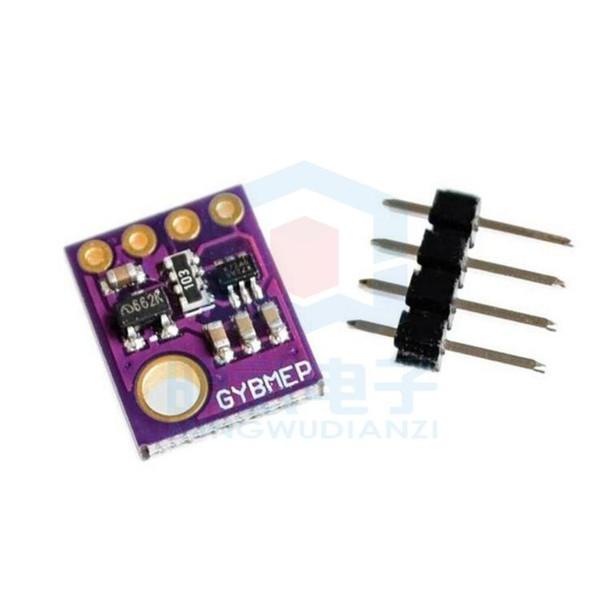 3In1 BME280 GY-BME280 Dijital Sensör SPI I2C Nem Sıcaklık ve Barometrik Basınç Sensörü Modülü 1.8-5 V DC Yüksek Precisio