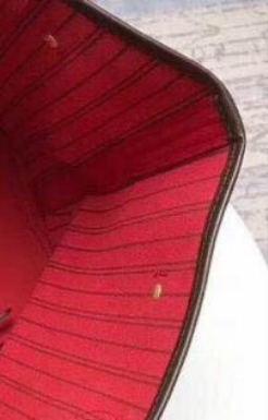 Kahverengi ızgara + iç kırmızı