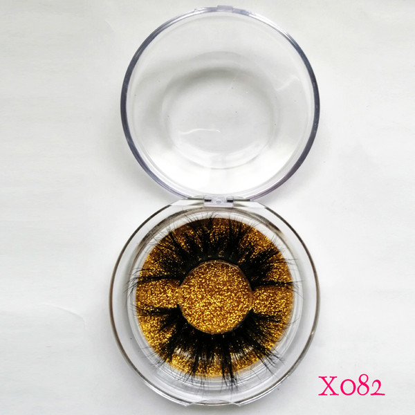 mink eyelashes natural long 3d mink lashes hand made false lashes plastic cotton stalk makeup false eyelash 11