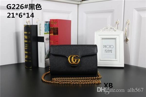 2019 Hot Brand New High Quality Chain shoulder fashion bags Casual fashion handbag fringed decoration single shoulder chain bag098