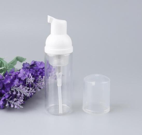 best selling 50ML G Foaming Dispensers Pump Soap Bottles Refillable Liquid Dish Hand Body Soap Suds Travel Bottle