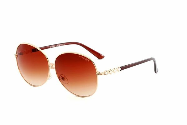 5316 Occhiali da sole con lenti polarizzate di alta qualità per uomo e donna. Occhiali da sole vintage da uomo firmati
