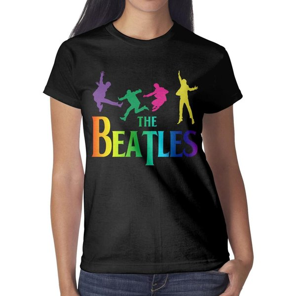 5537723e4 Compre Camiseta Para Mujer The Beatles Beatles  Cool Greatest Love ...