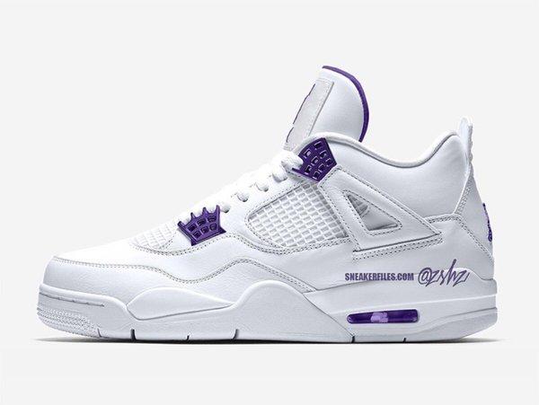 Court Purple CT8527-115