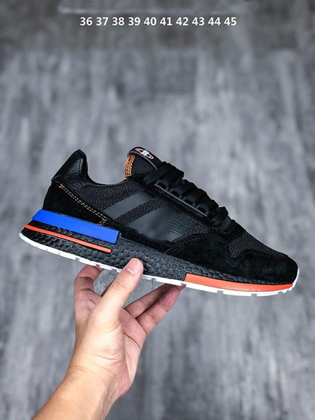 2019 New Designers Dragon Ball ZX 500 RM Goku Shoe Limited Edition Super Light Men Women Running Shoes ZX500 Designer Luxury Sneaker Trainer Racing