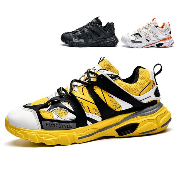 Großhandel 2019 Herren Jogging Schuhe Frühling Und Herbst Trendige Atmungsaktive Freizeit Joker Schuhe Mit Patchwork Von Cristalle, $19.29 Auf