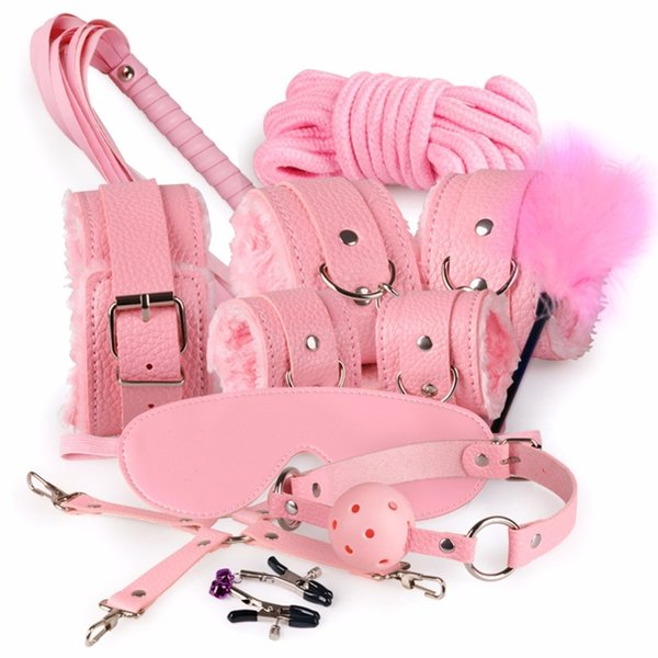 510 piezas de color rosa
