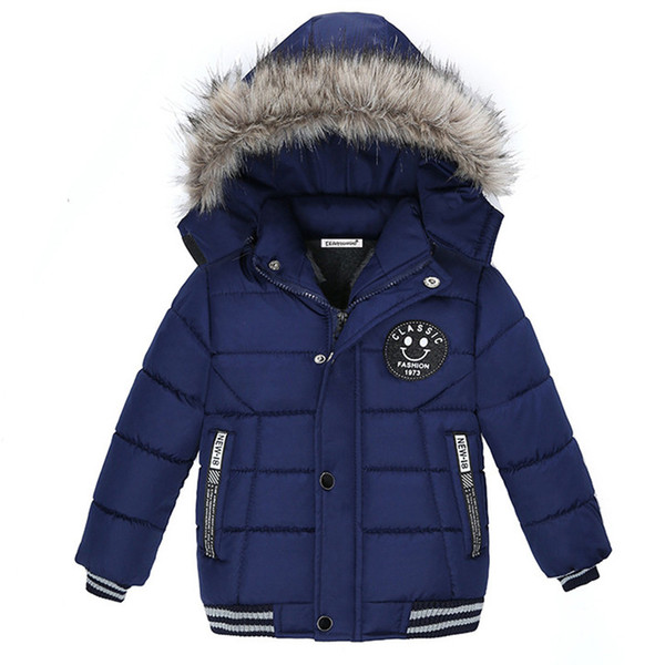Baby Girls Clothes Winter Spring Baby Outerwear Infant Bowknot Coat Fashion Hooded Warm Coat 9-24 Months