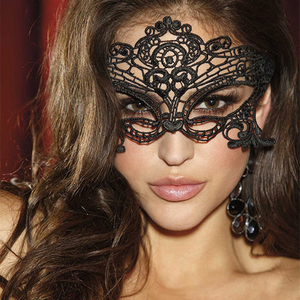 Cosplay Party Sexy Costumes Porn Lingerie Sexy Hot Erotic Baby Doll Sexy Lingerie For Women Hollow Out Lace Mask Sex Products C19010801