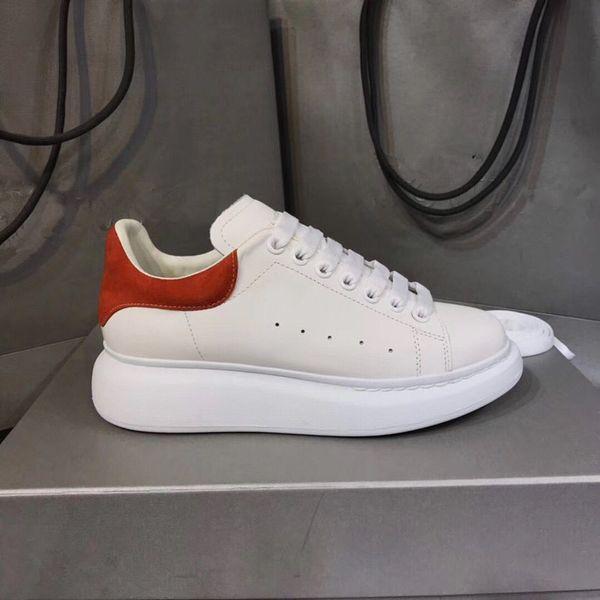 Homens Clássico Genuína Marca De Couro Flats Sapatilhas Masculinas Sapatos de Alta Top Moda de Luxo Casuais Rendas Até Sapatos yd19030601