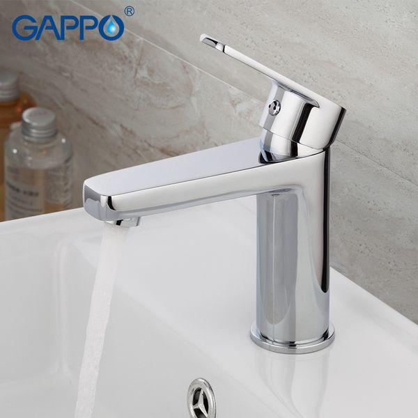 GAPPO basin sink faucet water mixer water tap toneir bath faucet brass bathroom mixer tap wash basin sink G1098D