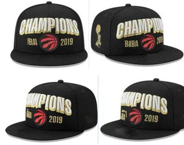 Дешевые хищники 2019 ЧЕМПИОНОВ Финалы Snapback Шляпы Регулируемые шапки TOR Team Fans Спорти