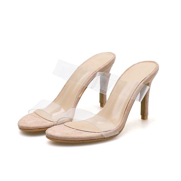 Apricot shoes