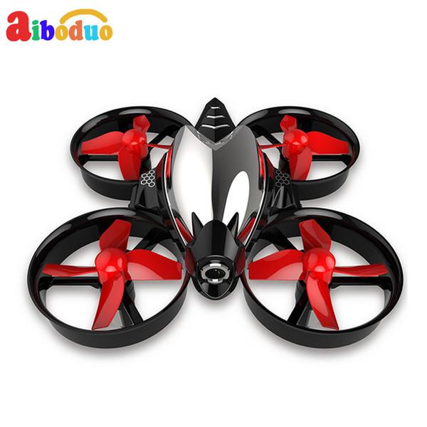 6 UNIDS Aiboduo Mini Gyro Drone Sin Cabeza 360 dDegrees Modo Rollo Mini RC Quadcopter Mini Drone Aviones de Cuatro Ejes
