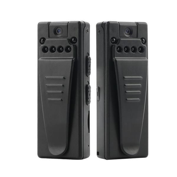 grabadora de voz digital Mini DVR Grabadora de video infrarroja con visión nocturna Dictáfono Secreto Sonido Rotar Cámara Grabación de audio