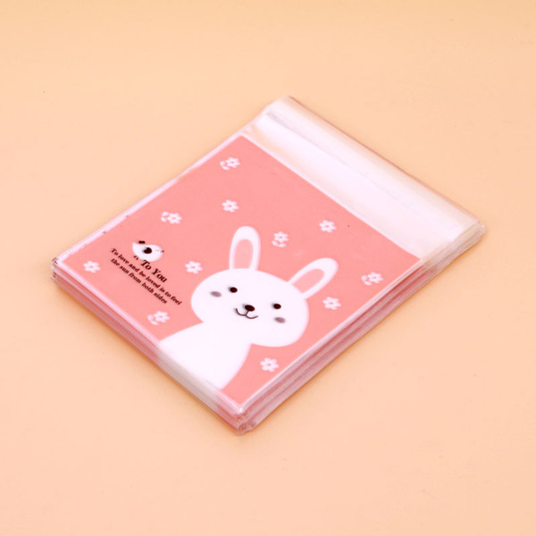 Lächeln Pink Rabbit