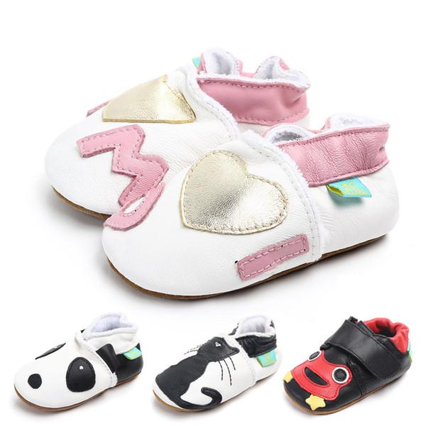 Großhandel Baby Mädchen Schuhe Kleinkind Kinder Süße Neugeborene Haken Schleife Weiches Schuhe Erste Wanderer Herbst Frühling Von Xieyadan, $7.6 Auf