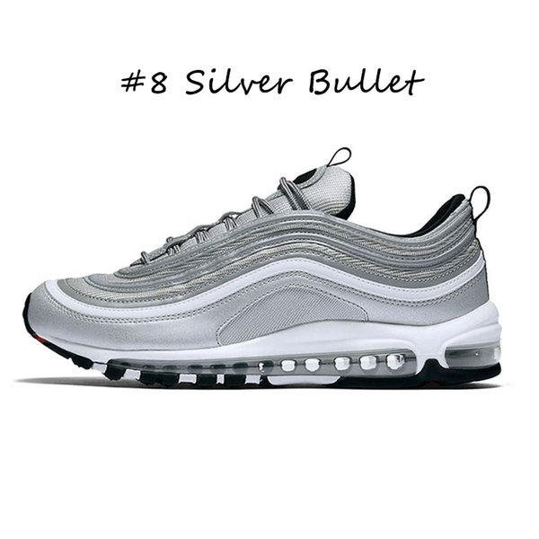 # 8 Bullet d'argent
