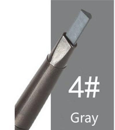 4 # серый