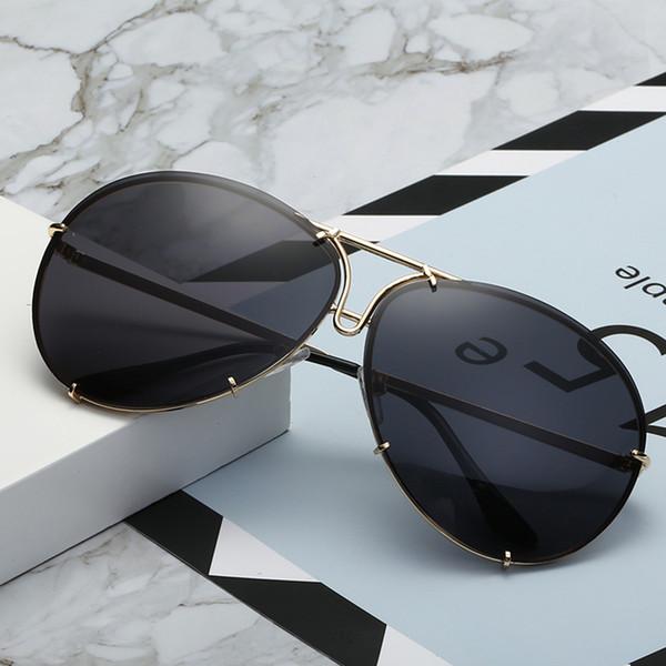 Vintage Radfahren Sonnenbrille Metallrahmen Sonnenbrille Retro Brillen Shades UV400 Schutzbrille für Outdoor-Fahrrad fahren