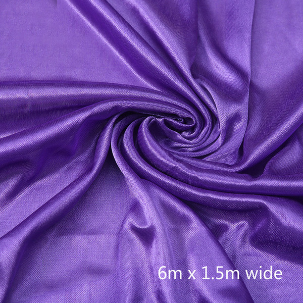 1.5*6m purple3 curtain