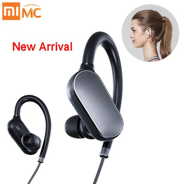 Original Xiaomi Mi Sports Bluetooth Headphones Music Earphone Mic Ipx4 Waterproof Wireless Headset For Xiaomi Fone De Ouvido J190506