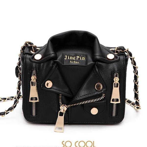 Classic Clothes Small Bag Tide Women Bag European And American Fashion Personality Single Shoulder Chain Diagonal Package