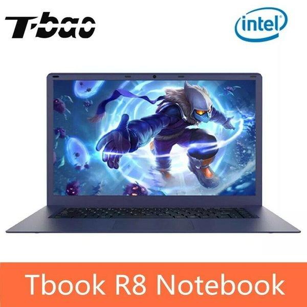 T-bao Tbook R8 Laptop Notebook PC 15.6 inch Windows 10 Intel Cherry Trail...