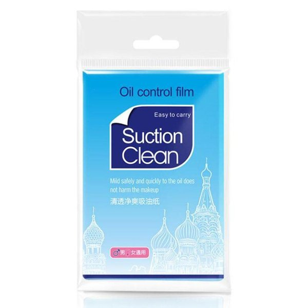 Oil Blotting Sheets Facial Makeup Remover Oil Control Absorb Film Tissue Cleansing Paper Face Deep Clean Tool