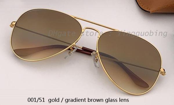 001/51 золото / градиент коричневый
