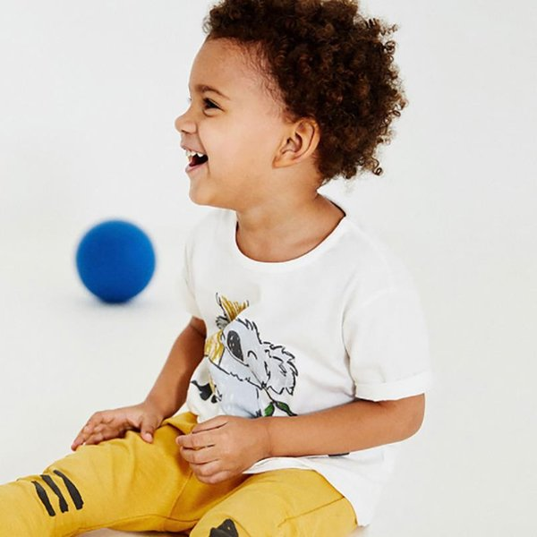 kids popular brand designer t shirts baby t-shirt for boys 3D printed t shirt kids short sleeve for summer 100%cotton boys designer clothing